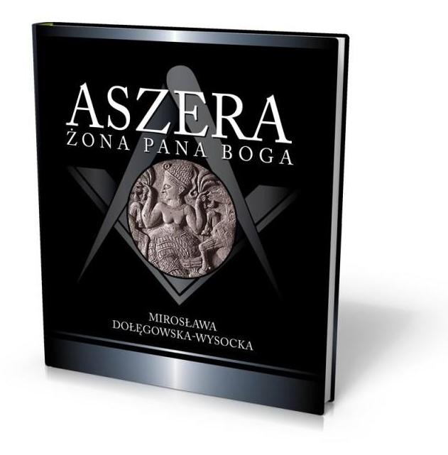 Książka Aszera – żona Pana Boga już dostępna