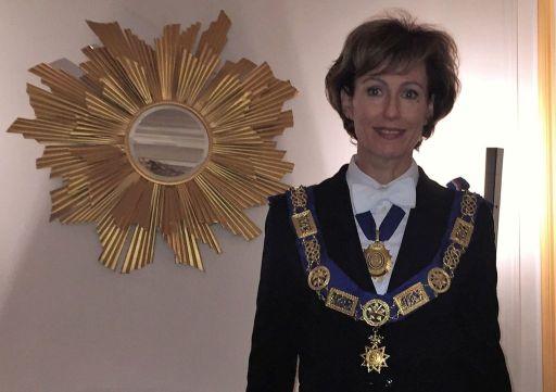 Wywiad z Christine Savagnac – Wielką Mistrzynią GLCS