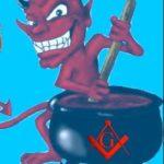 Nazywać masonów satanistami to głupota