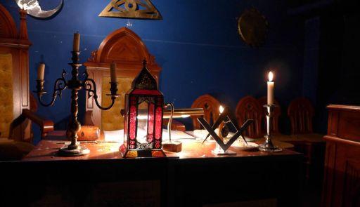 Ceremonia św. Jana Zimowego lóż Prometea i Gaia Aeterna