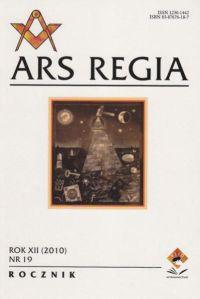Ars Regia - najstarsze polskie czasopismo masońskie