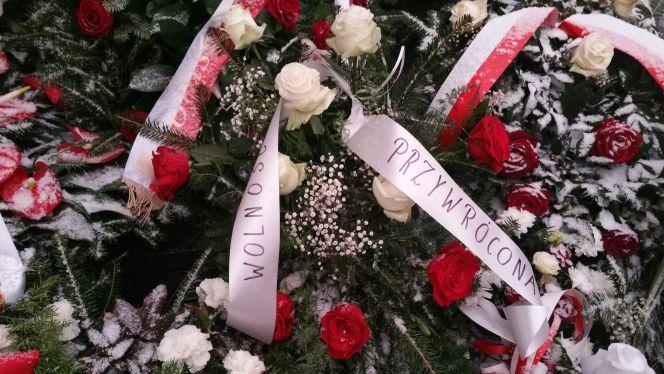 96 rocznica zabójstwa prezydenta Narutowicza