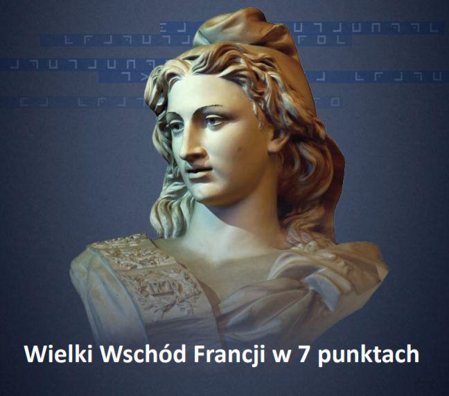 O Wielkim Wschodzie Francji po polsku…