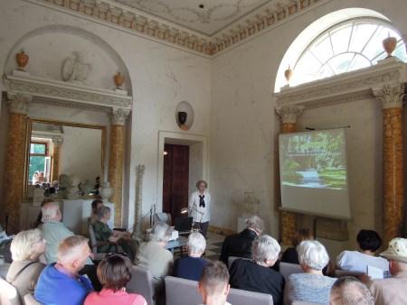 Wykład o wolnomularskich ogrodach