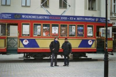 Wielka konferencja masońska w Toruniu
