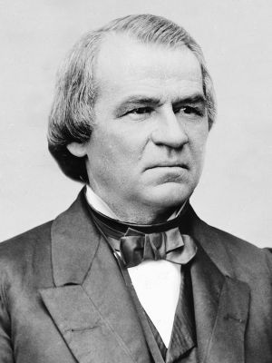Andrew Johnson, siedemnasty prezydent USA