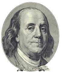 Benjamin Franklin - mason