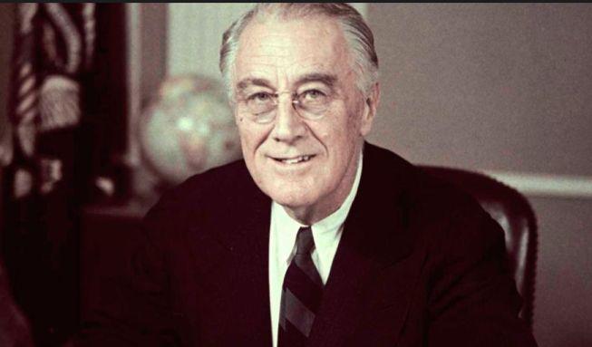 Franklin Delano Roosevelt, 32 prezydent USA