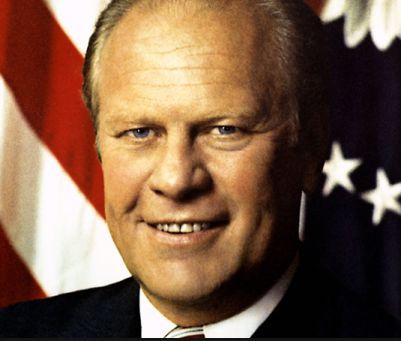 Gerald Ford – 38 prezydent USA