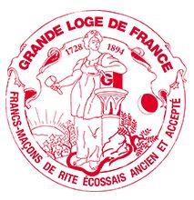 loża masońska - Wielka Loża Francji - oficjalna pieczęć