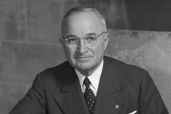 Harry Truman mason