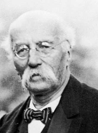 Henri Lafontaine – działacz Ligi Narodów