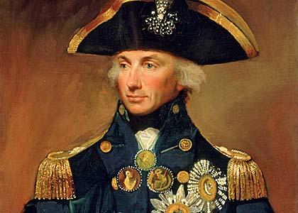 Horatio Nelson mason