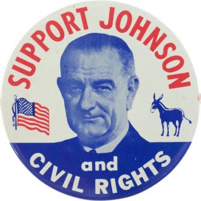 Lyndon B. Johnson – trzydziesty szósty prezydent USA