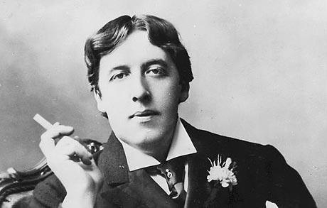 Oscar Wilde - mason