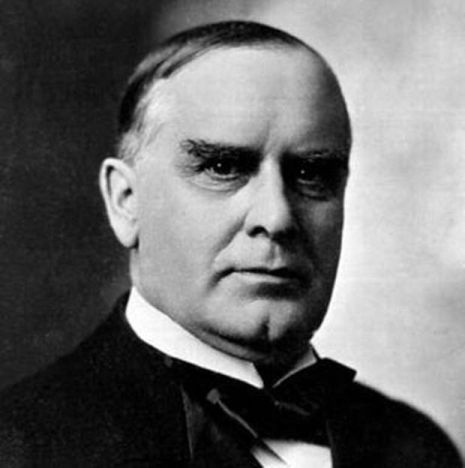 William McKinley – 25 prezydent USA