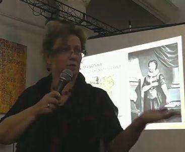 """Nagranie video wykładu """"Suknia i fartuszek – szkice z dziejów masonerii kobiecej"""""""