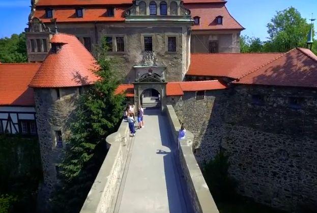 Masoni w Zamku Czocha – film