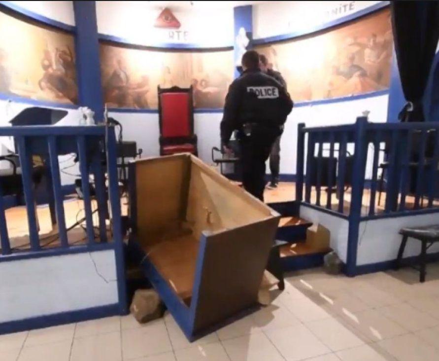 Stanowisko WWP wobec wydarzeń we Francji