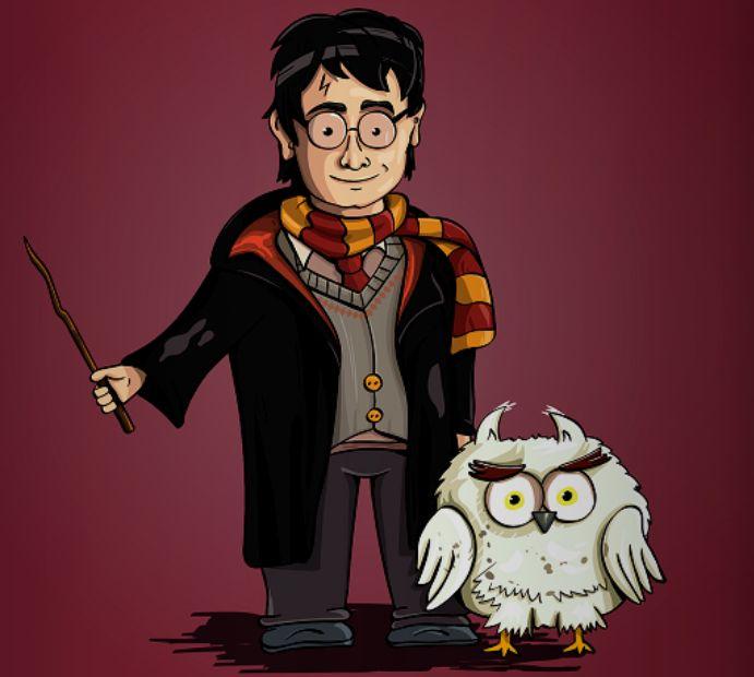 Harry Potter w Wielkiej Loży Francji