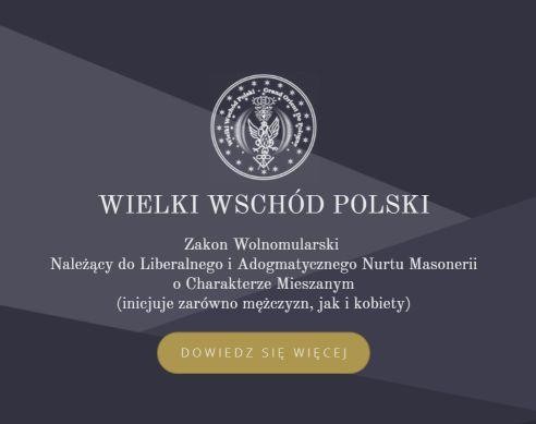 Nowa strona Wielkiego Wschodu Polski