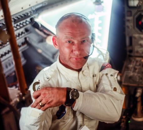 Buzz Aldrin – wolnomularz na Księżycu