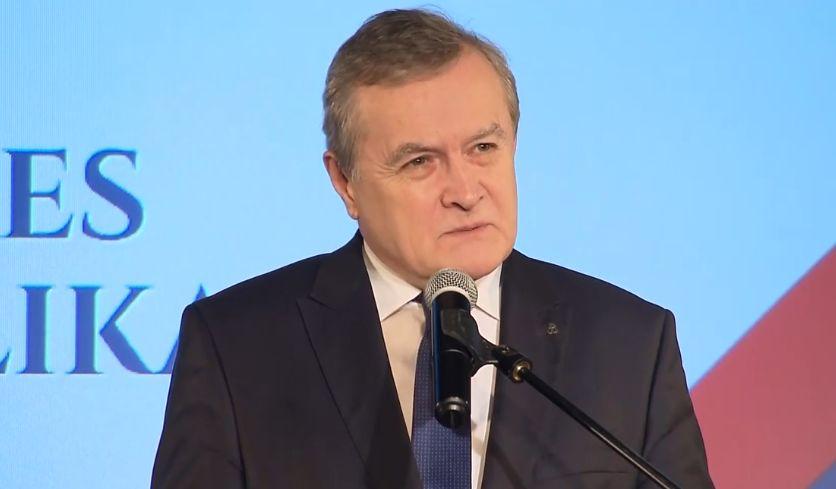 """Minister Gliński: """"Nie heretyk i nie mason"""""""