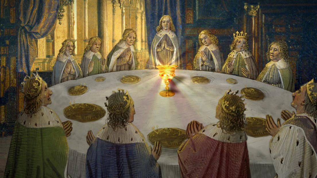 Święty Graal - uniwersalny symbol przemiany duchowej