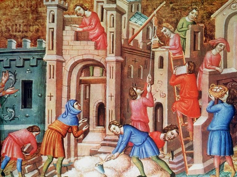 Sekrety masonów: Budowniczowie katedr