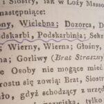 Wolnomularstwo a żeńskie formy językowe