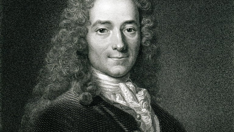 Wolter - Voltaire