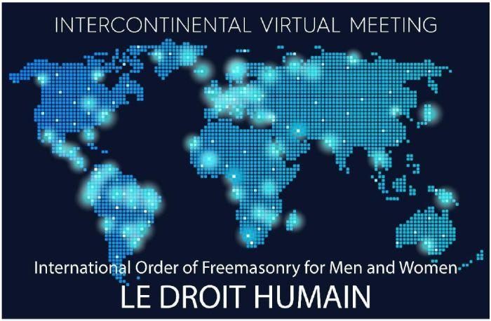 Wirtualne spotkanie 750 wolnomularzy