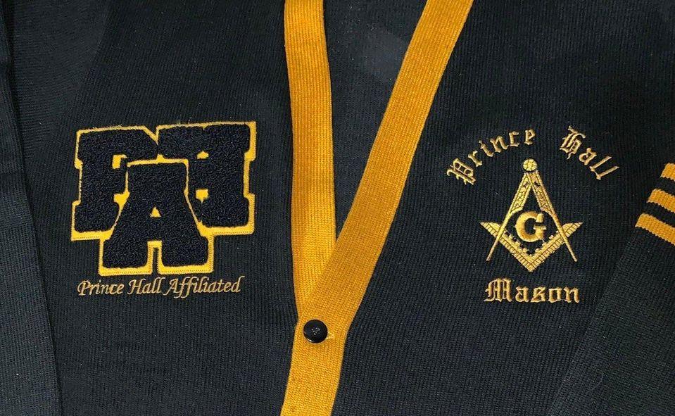 Whoopi Goldberg w bluzie masonów Prince Hall