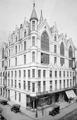 BoSK: Wolnomularstwo amerykańskie wobec masonerii francuskiej i nurtu liberalnego. 1868 r. i 1877 r.
