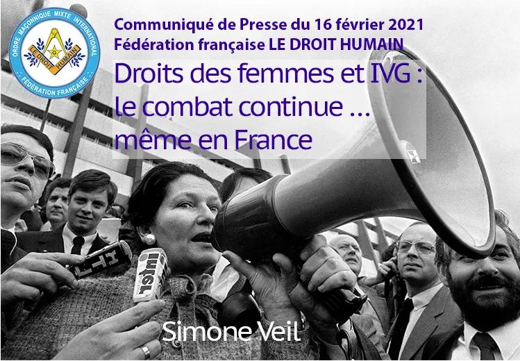 Aborcja – Komunikat prasowy Francuskiej Federacji LDH