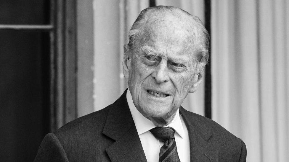 Odszedł ksiażę Filip, małżonek Elżbiety II
