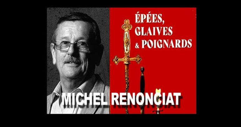 Miecze, gladiusy i sztylety – Michel Reconciat
