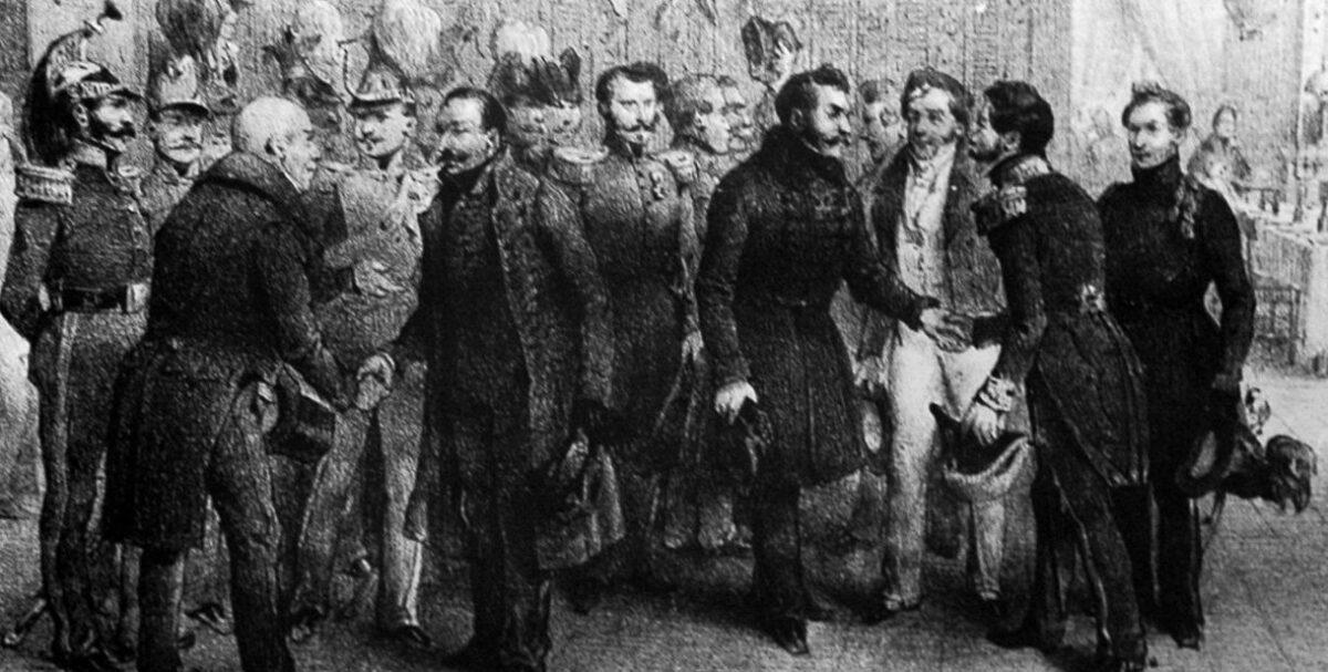"""""""Diaspora"""" polskiego wolnomularstwa (1821—1908) - Wstęp"""