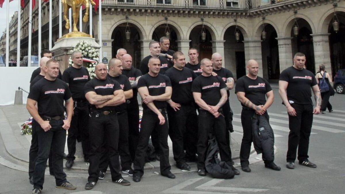 Francja - udaremniono atak neonazistów na lożę masońską