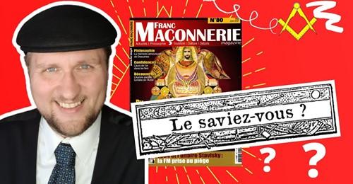 Hervé H. Lecoq: masoński vlog