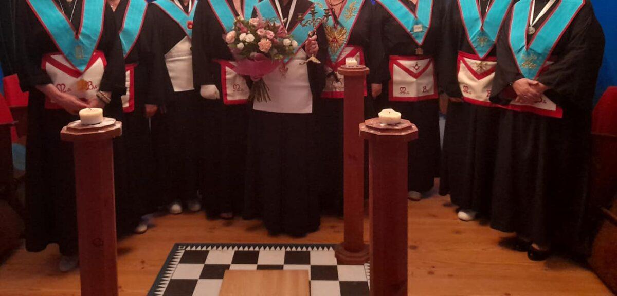 Prace masonerii kobiecej w Lublinie