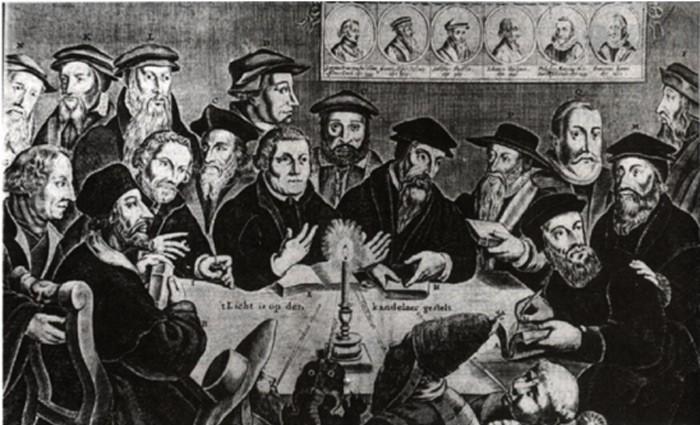 Wolnomularstwo – nieślubne dziecko protestantyzmu?
