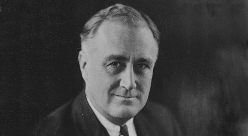 Filozofia masonerii: Roosevelt